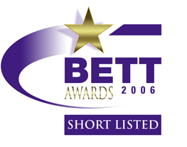 BETT awards 2006 short listed